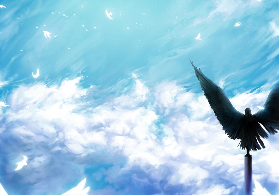 Concordia - Watch the Clouds Blaze