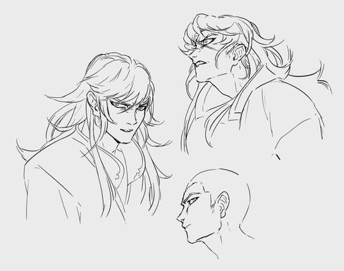 Jaymire Sketches