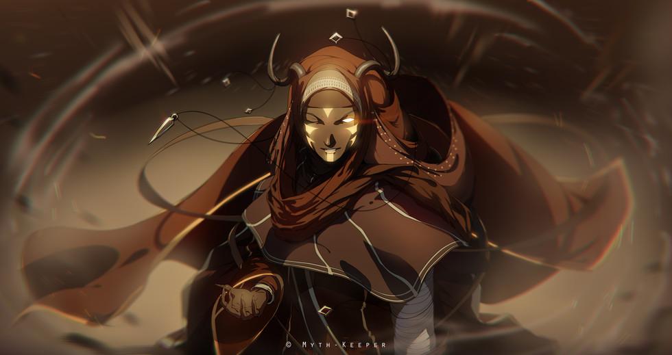 The Allusean Monarch