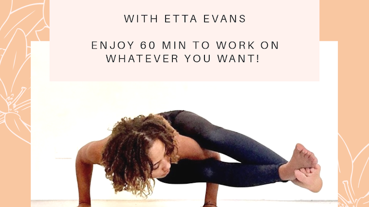 Private Yoga Sessione with Etta