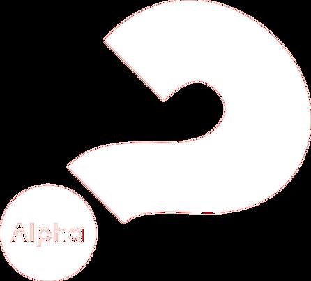 White Alpha Logo.png