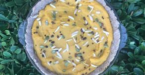 Ayurvedic Pumpkin Pie