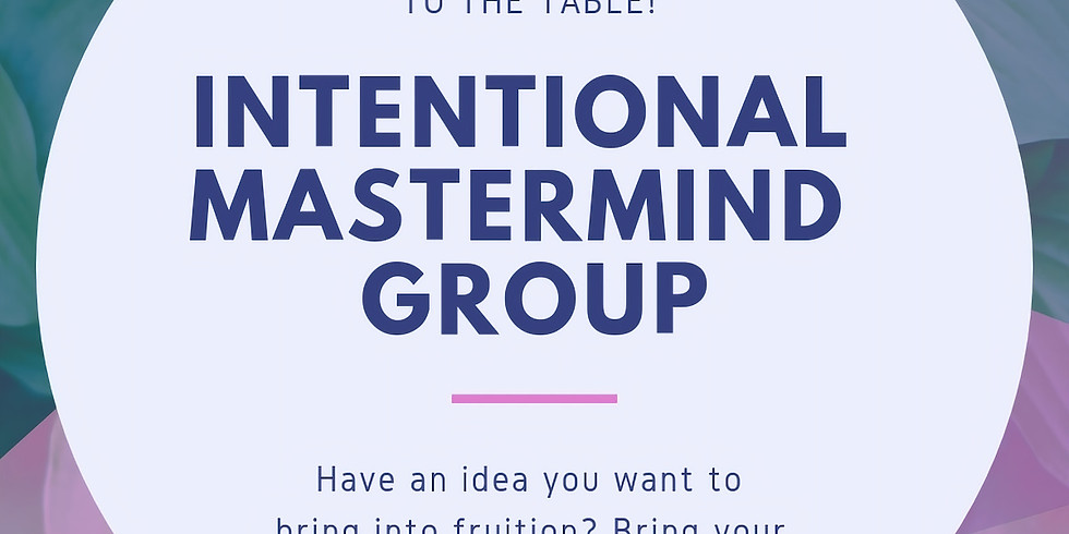 Intentional Mastermind Group