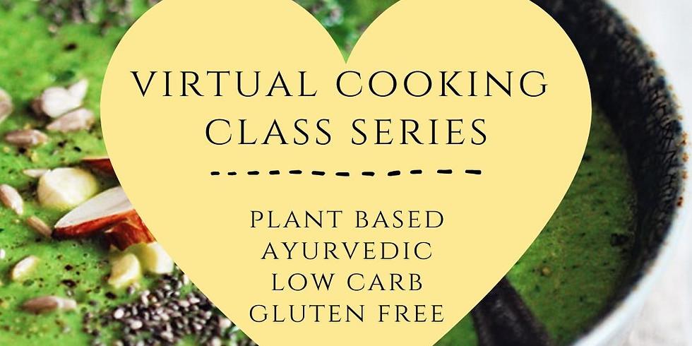 Virtual Ayurvedic Cooking Series
