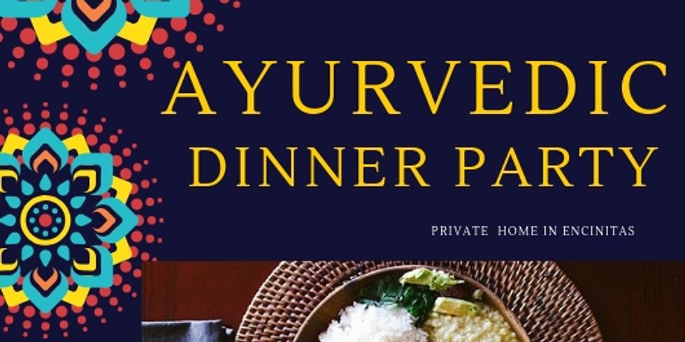 Spring Ayurvedic Dinner Party