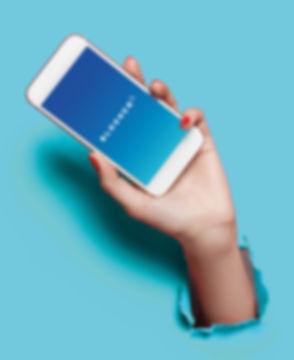 Blosher app per offrire servizi di bellezza