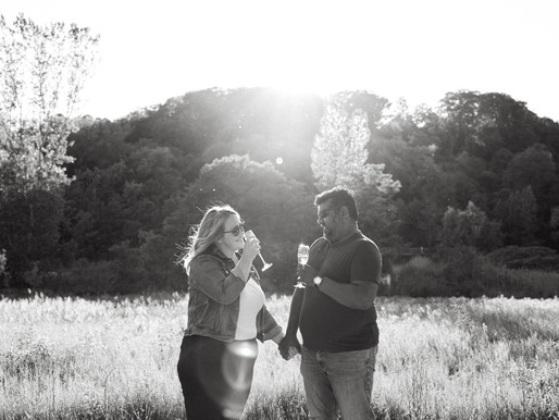 The Perfect Engagement at Brickworks, Toronto