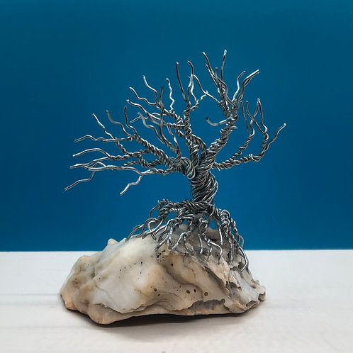 """Solo Tree on a Half Shell (2.5"""" tall)"""