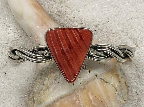 Spiny Oyster Shell Cuff Bracelet