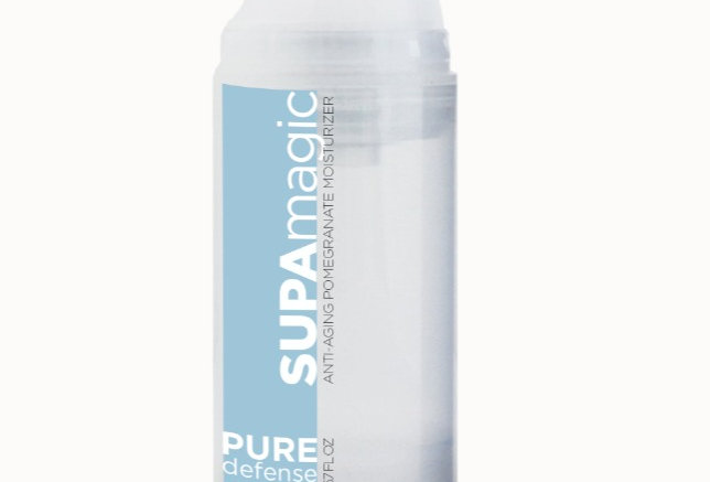 SUPAmagic - Anti-Aging Pure Defense Pomegranate Moisturizer