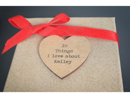 10 things I love about Kelley.