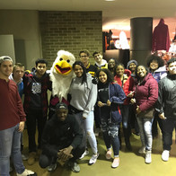 PTP at the Komets Game