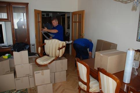 квартирный переезд иркутск