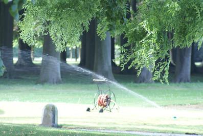 Irrigation automatique