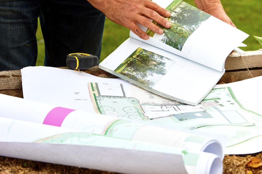 Conception de plans ART GREEN
