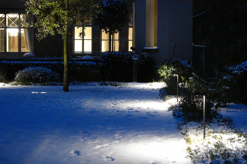 Eclairage d'hiver