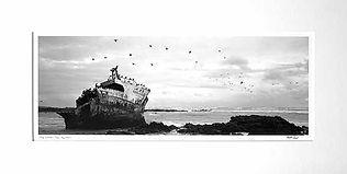 Cape Aghulas Ship Wreck