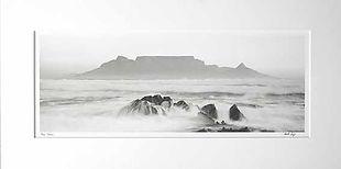 Misty Table Mountain