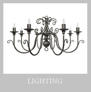 Light Fittings Icon