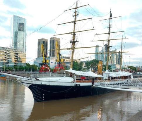 City historico 6. Puerto Madero. Foto 3.