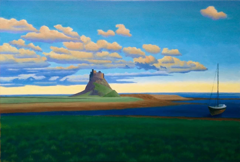 Lindisfarne Castle - Geoff Harrison