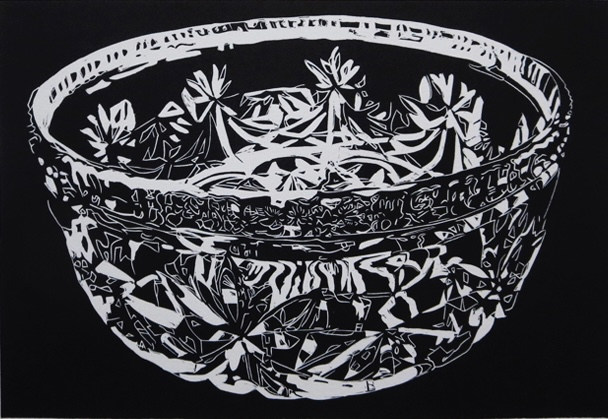Kitchenalia 1020 (Nan's Crystal Bowl)