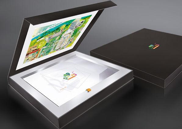 Lev Hagan presentation box