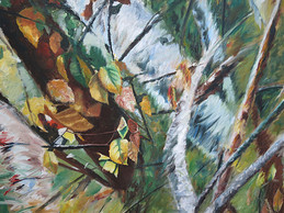 Fragmented Forest - Detail