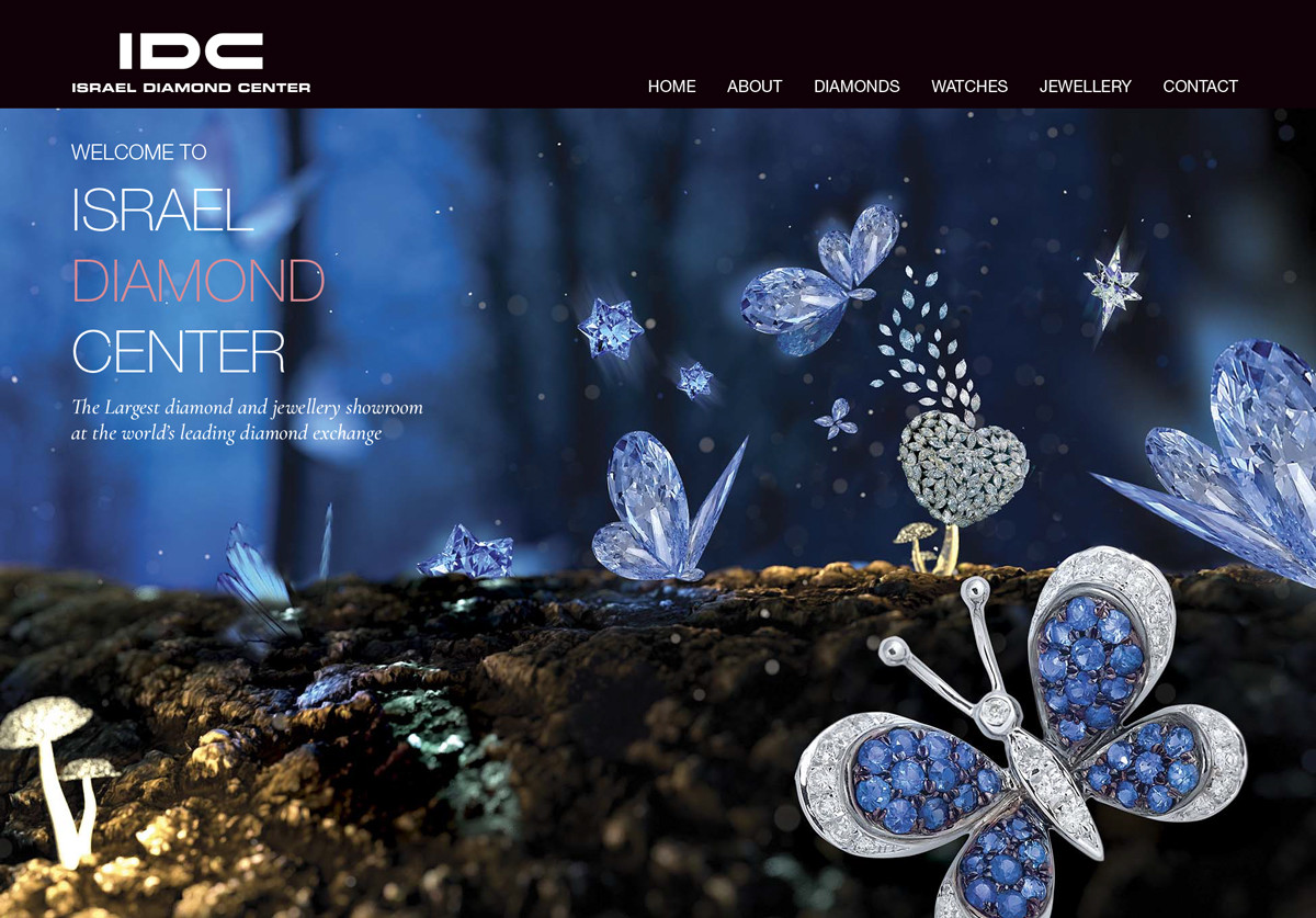 IDC Website Main Slider
