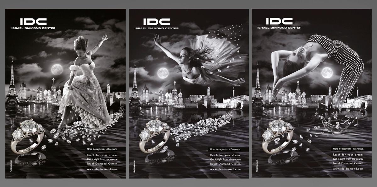 IDC Ad campaign