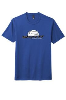 DM130 Royal T-Shirt w/ Skynt Logo