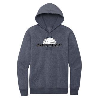 DT6100 Navy Hoodie w/ Skynt Logo