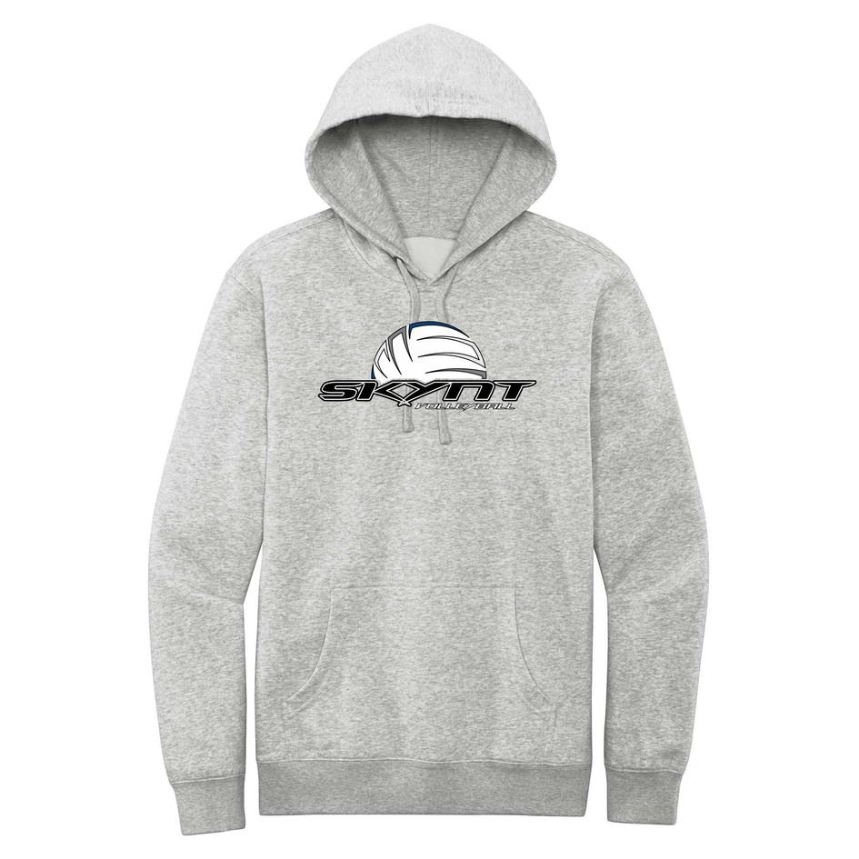 DT6100 Grey Hoodie w/ Skynt Logo