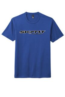 DM130 Royal T-Shirt w/ Team Logo