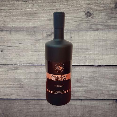 Allegra Alpine Lifestyle Gin - Big Bottle