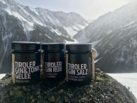 Tiroler Gin-Feinkost