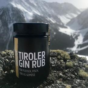 Tiroler Gin Rub