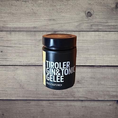 Tiroler Gin & Tonic Gelee