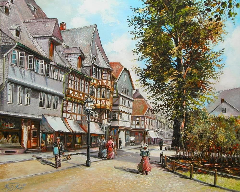 Alt Goslar, Markstraße