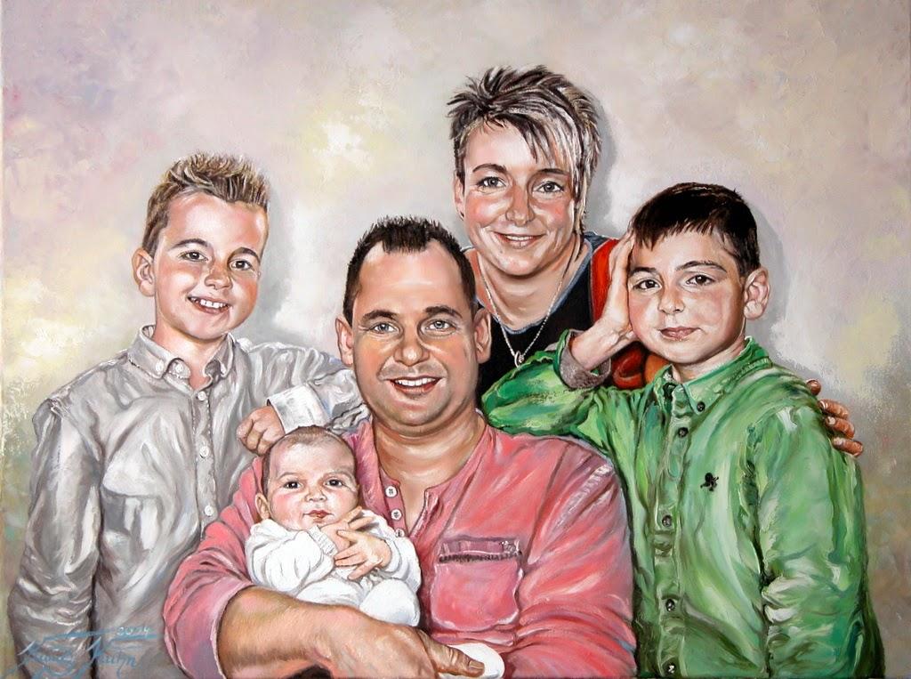Familieportrait