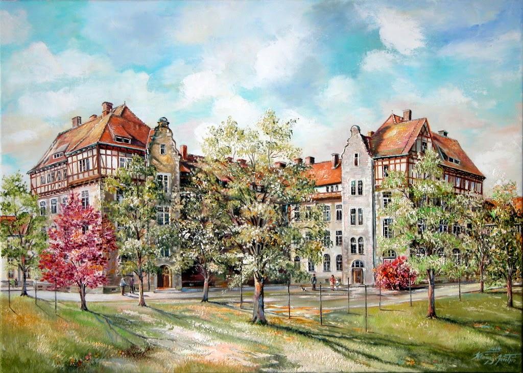Halberstadt-Ebereschenhof