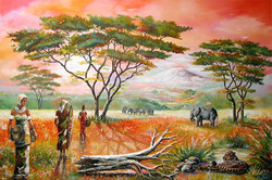 African impressum nature
