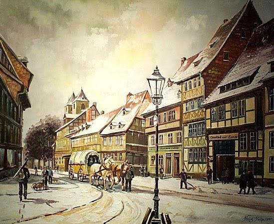 Alt-Halberstadt, Groeperstrasse im W
