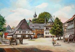 Alt Goslar, Frankenplan