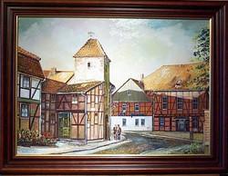 Schachturm, Ströbeck