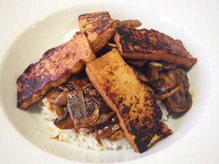 RECETA: Tofu marinado a la plancha