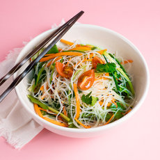 Vegetarian Bean Thread Salad