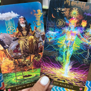 Tarot Reading of the Day: Defining Success + Believing in Yourself
