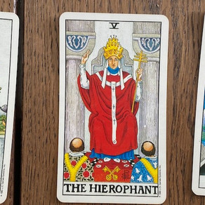 Tarot Reading of the Day: Perspective, Learning & Heeding the Call