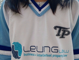 LeungLaw plays ball